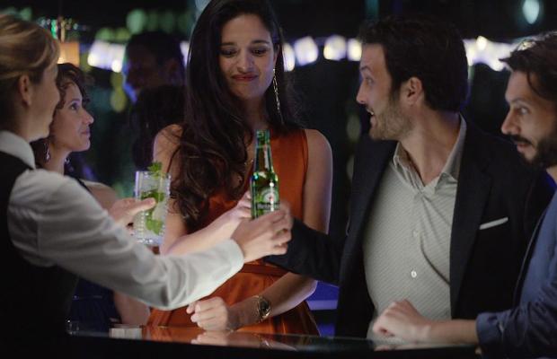 Heineken's Global Campaign Breaks Gender Stereotypes on Certain Drinks