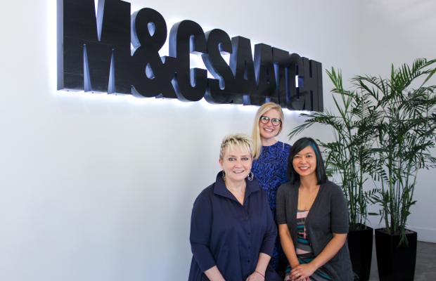 M&C Saatchi LA Unveils Unique Joint Leadership Team