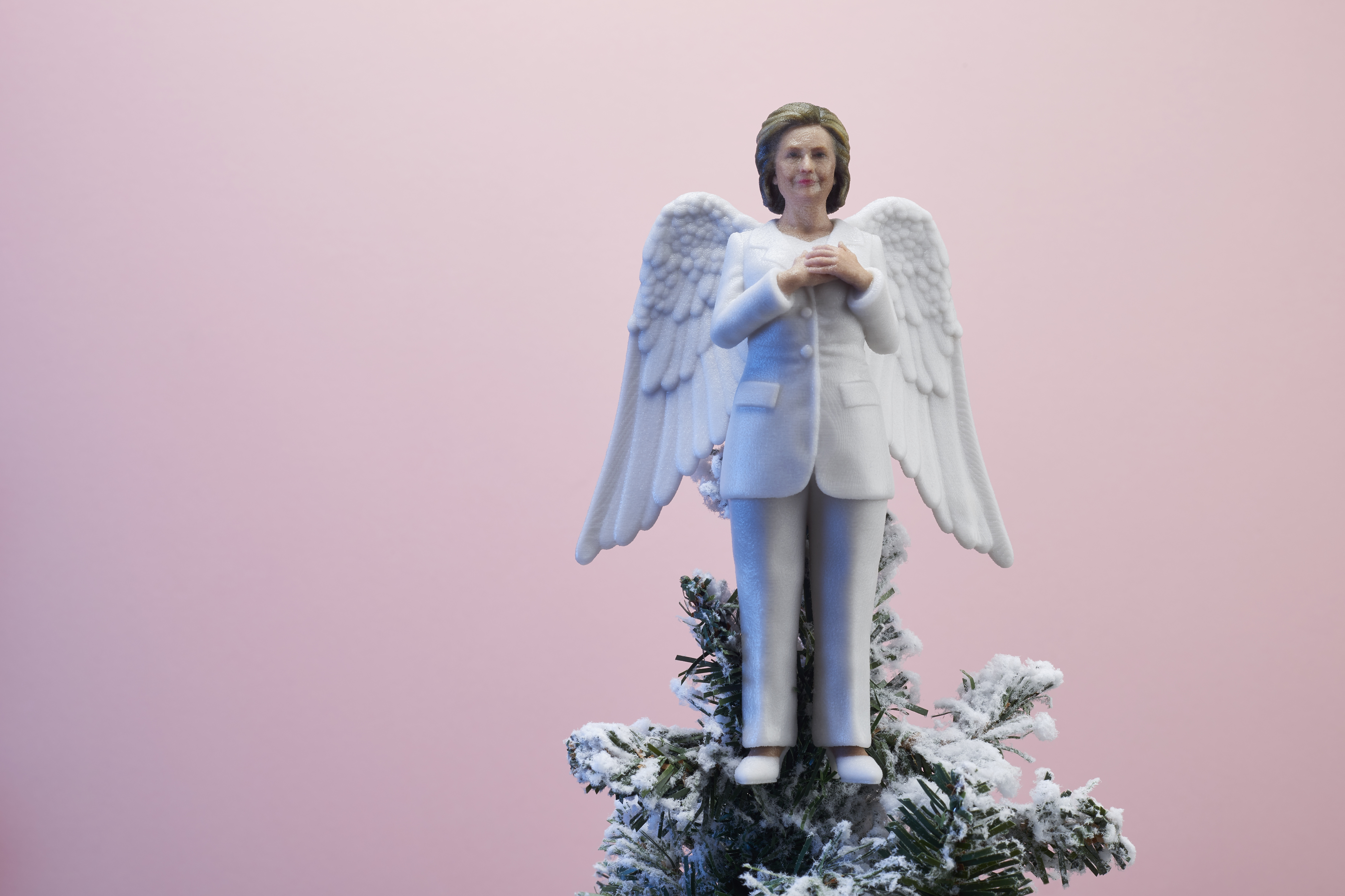 You Can Now Top Your Christmas Tree with One of 2017's Most Inspirational Women