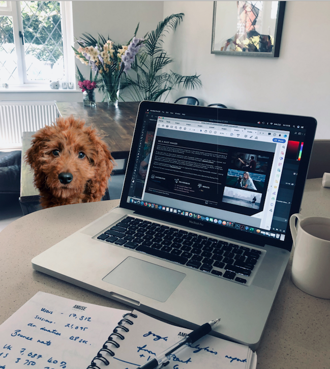 Making Working From Home Work – 7 Top Tips