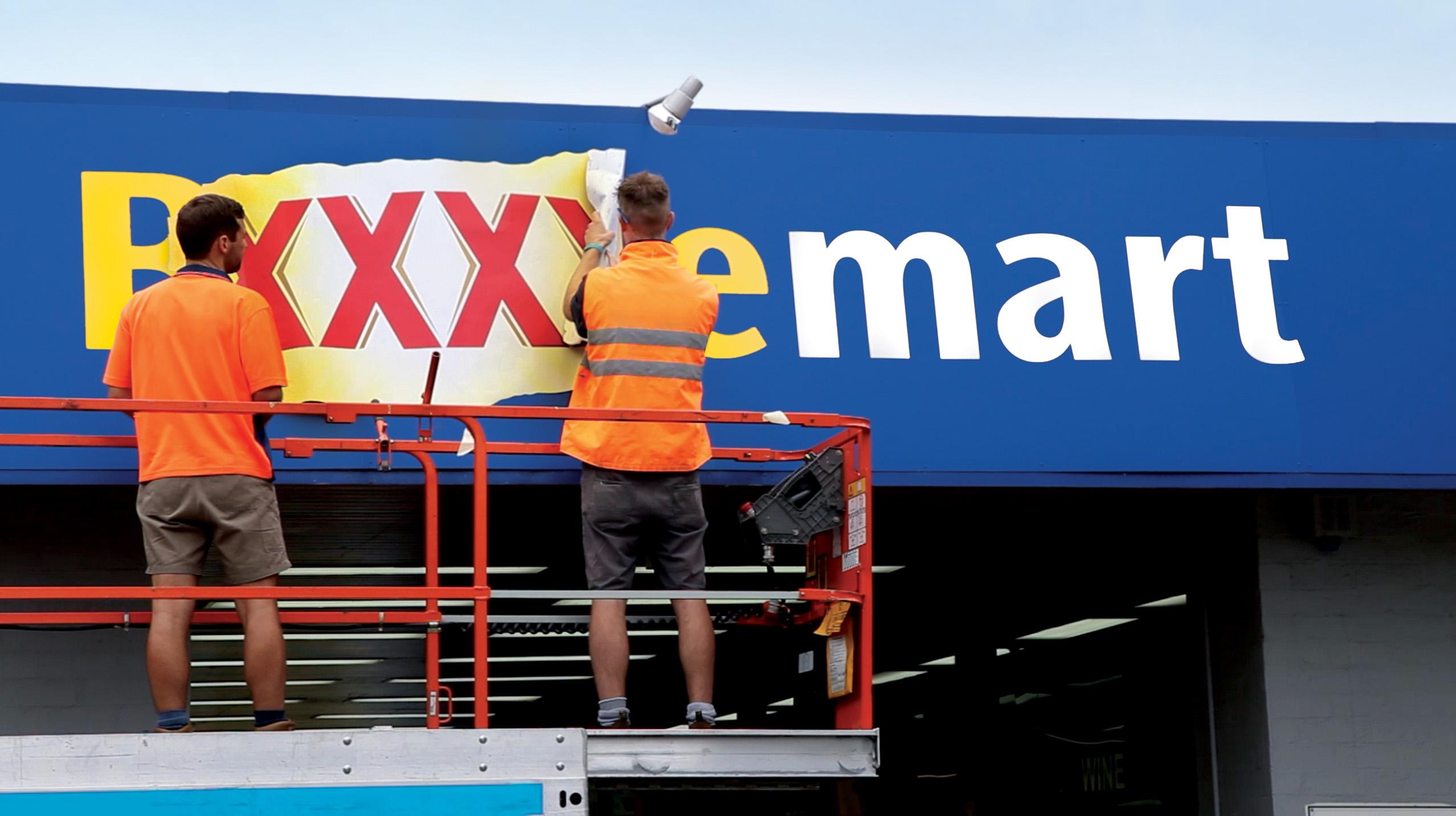 XXXX Takes Over Bottlemart via M&C Saatchi