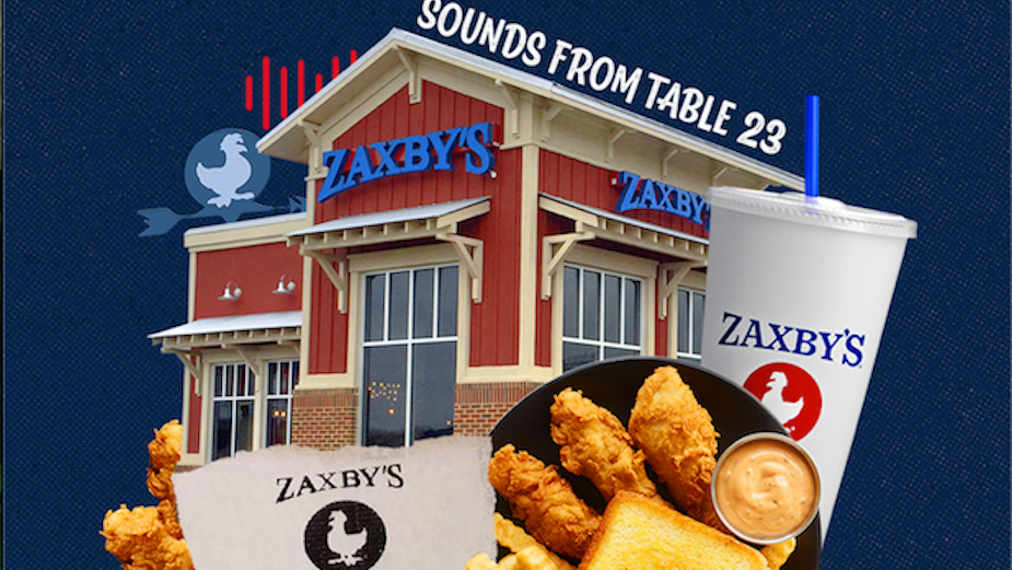 Zaxby's Playlist Brings Restaurant Noises to the Comfort of Home