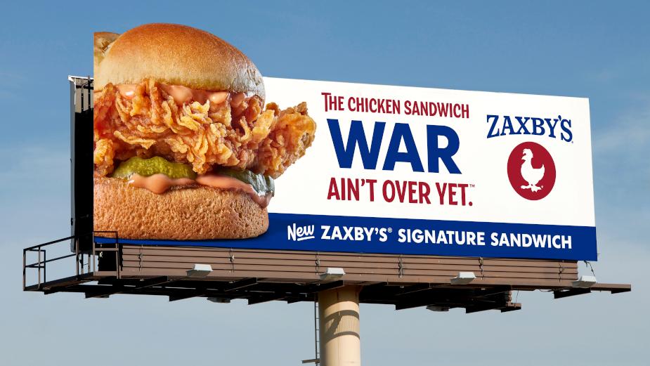 Zaxby's Reignites Chicken Sandwich Wars with Tasty Signature Sandwich
