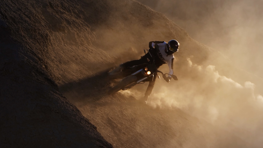 Namesake Gets Our Adrenaline Pumping with Thrilling New Spot for Zero Motorcycles