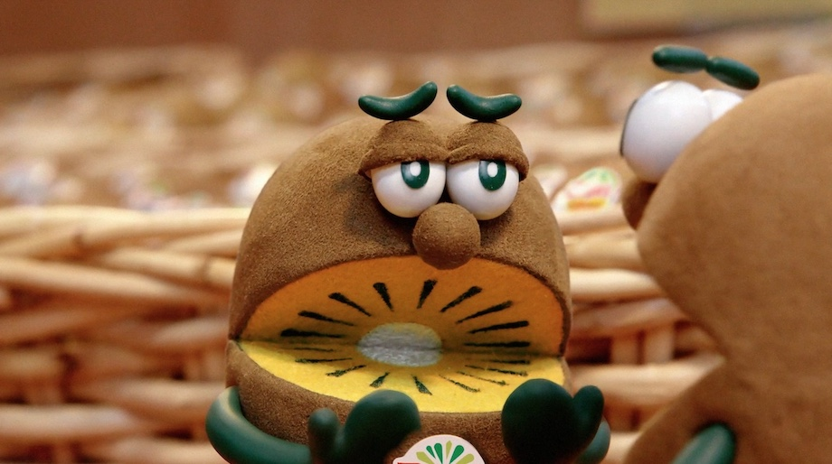 Zespri Kiwifruit Goes Crazy Tasty in Latest Campaign via BWM dentsu and Dentsu Tokyo