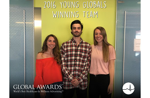 Young Globals Award Winners / Internships Announced