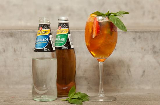 The Schweppes Cocktail Revolution