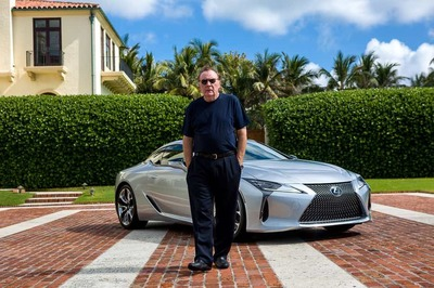 Renowed Author James Patterson Writes Ultimate Review for Lexus' LC 500 Coupe via M&C Saatchi
