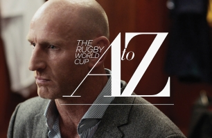 Grey London Takes Us Through the A-to-Z of Rugby for The Times & The Sunday Times