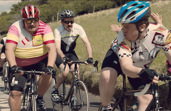Halfords Salutes Britain's Love of Cycling