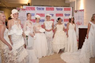 Quilted Northern and Cheap Chic Weddings Unite for 2017 Toilet Paper Wedding Dress Contest