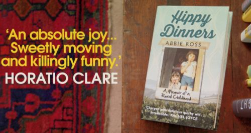 Aardman Create A Short Trailer For Abbie Ross's 'Hippy Dinners'