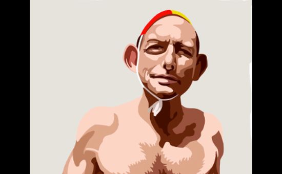 Rebranding Tony Abbott in 5 Easy(ish) Steps