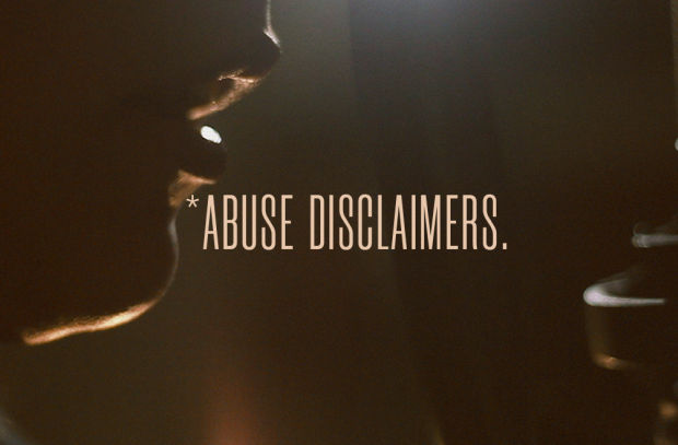 Cerveza Aguila Uses an 'Abuse Disclaimer' to Tackle Gender Violence