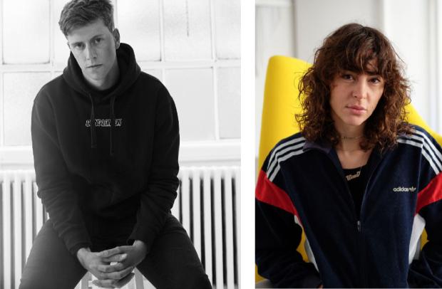 Luke Davies & Fiona Godivier Sign to Academy