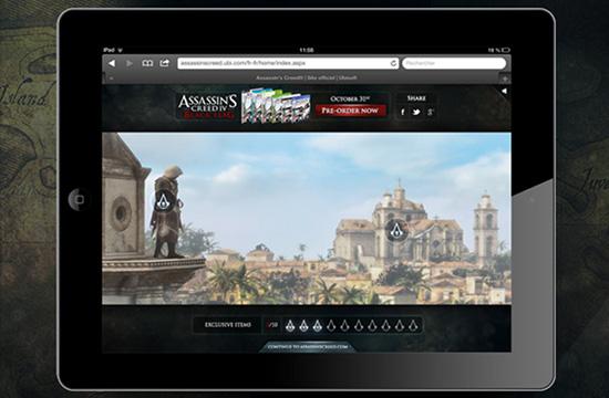 Assassin's Creed IV Black Flag Teaser