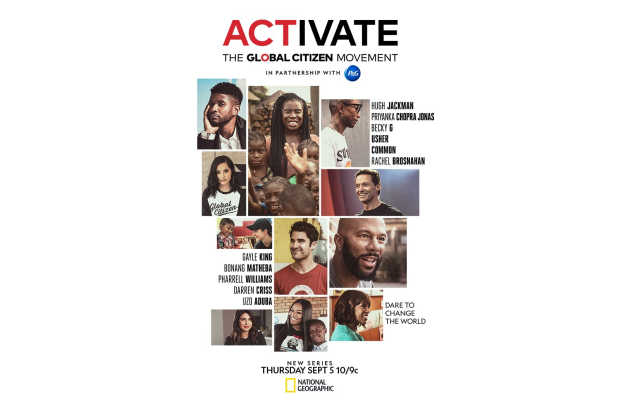 Activate: The Global Citizen Movement to Premiere on National Geographic