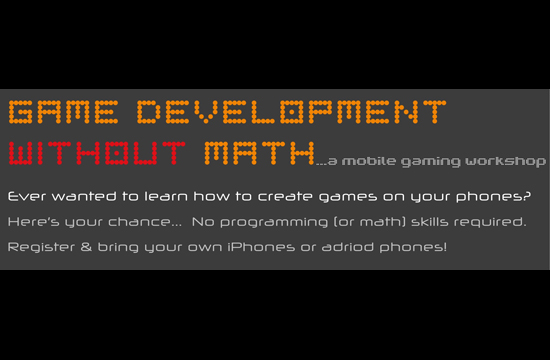 Master The Art Of Game Development At Adfest 2012