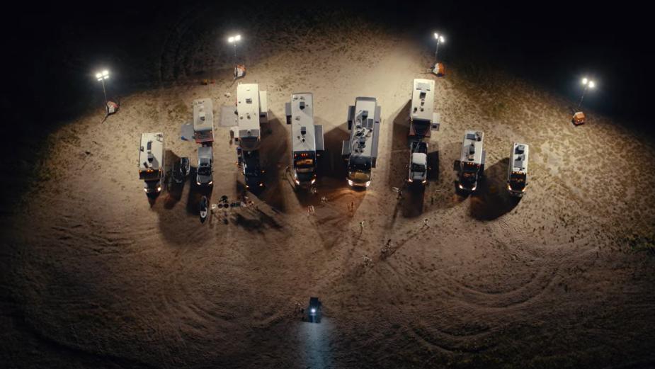 RVs Orchestrate the Addam's Family Theme in Go RV Spot from JOJX