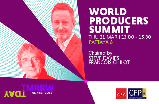 Calling All EPs: Register Now for World Producers Summit at Adfest 2019