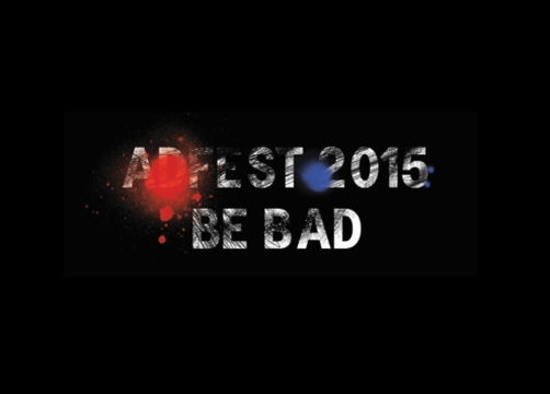 'Be Bad' at Adfest 2015 in Pattaya