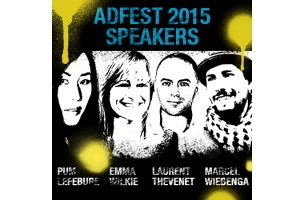 Adfest Unveils First Speaker Sessions for 2015 Program