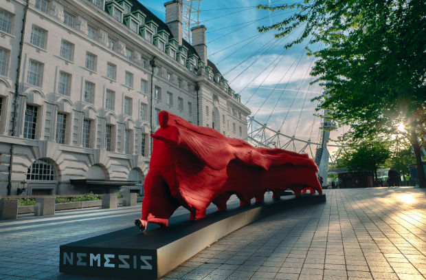 adidas' Latest Installation Captures the Ultimate Display of Agility