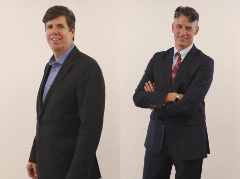 Carat Promotes Robert Hannan & Mark Mylan to EVP Roles