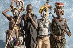 WATERisLIFE Gives Sub-Saharan Africans Their 'Last Family Portrait'