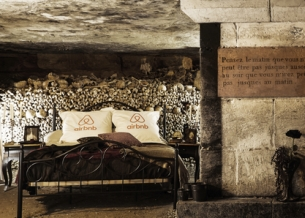 Airbnb Invites You to Spend Halloween in the 'World's Largest Grave'