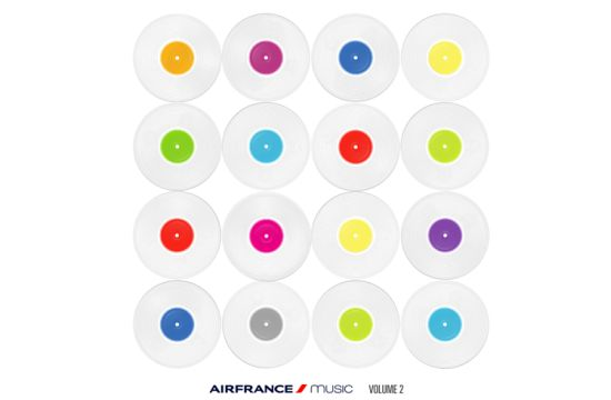 The music collection Air France Music Volume II