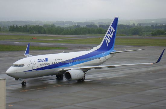 Firstborn Wins All Nippon Airways