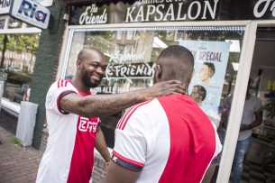 AFC Ajax & Adidas Challenge Amsterdammers to Win the Club's New Shirt