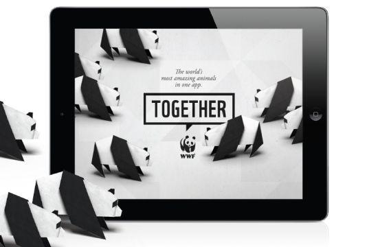 AKQA Launch WWF iPad App