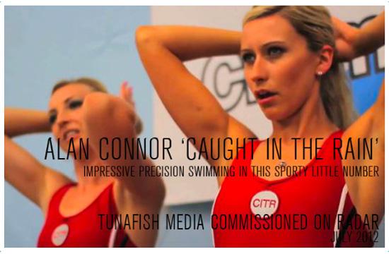 Celeb Cameos in Alan Connor's Saucy Promo