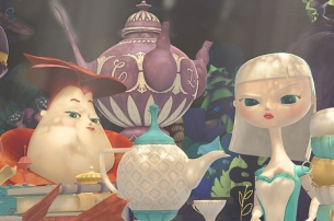 Jelly's Plenty Goes Through the Looking Glass for Alice in Wonderland's 150th Anniversary
