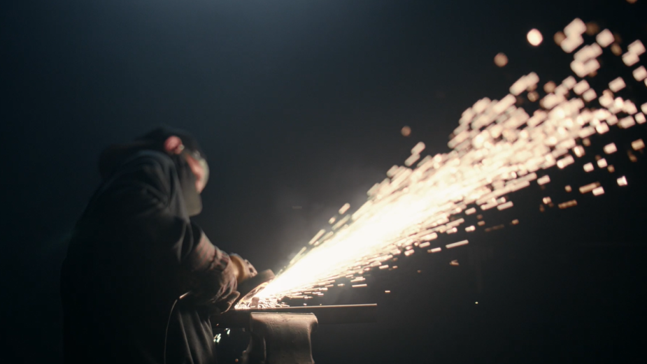 Sparks Fly in Spot for Ally Bank Starring Nascar Driver Alex Bowman