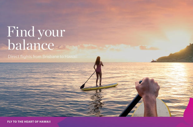 Hawaiian Airlines Returns with Aloha in Latest Creative Campaign