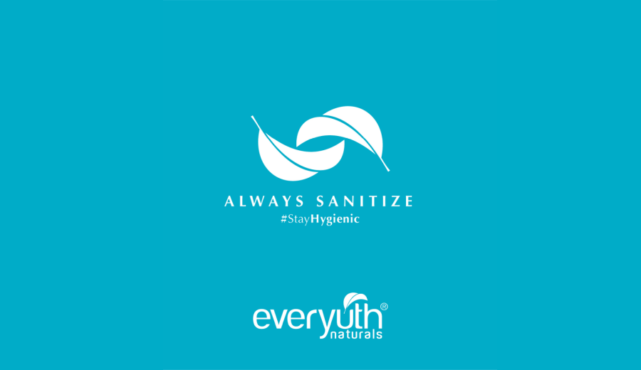 Everyuth Naturals' Colourful Social Media Campaign Urges You to #StaySafe