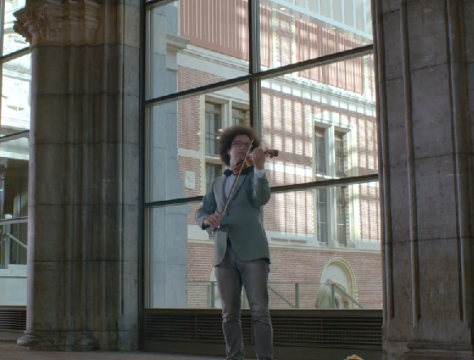 Skipintro Brings Music to the Forefront for The Rijksmuseum