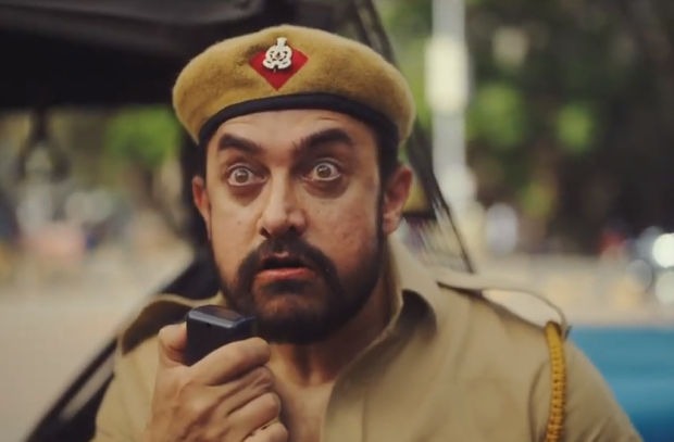 Aamir Khan Plays a Medley of Characters in Walkaroo's #BeRestless Campaign