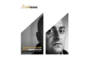 DDB Worldwide's Amir Kassaei Announced as Speaker at LIA's Creative LIAisons