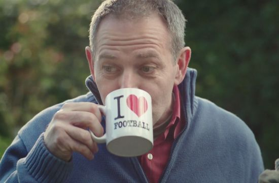 Football Fan Drops Not-So-Subtle Hints in Dixons World Cup Ad
