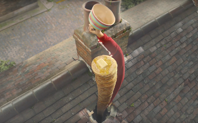 Anchor's Joyous New Campaign is a Buttery Visual Treat