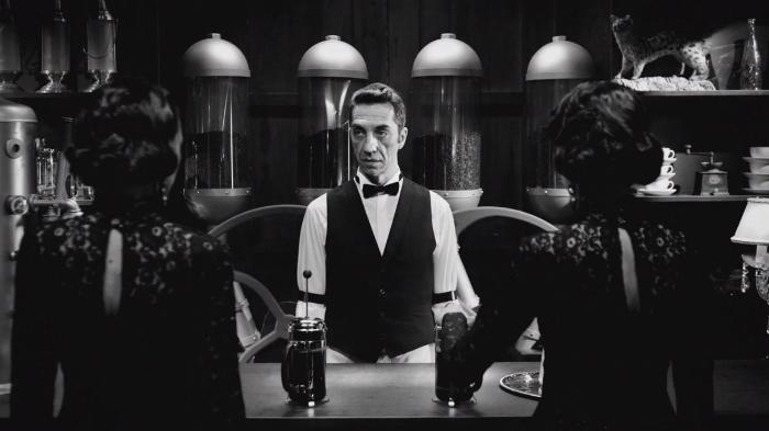 Director Anders Hallberg Goes Film Noir For Coffee Brand