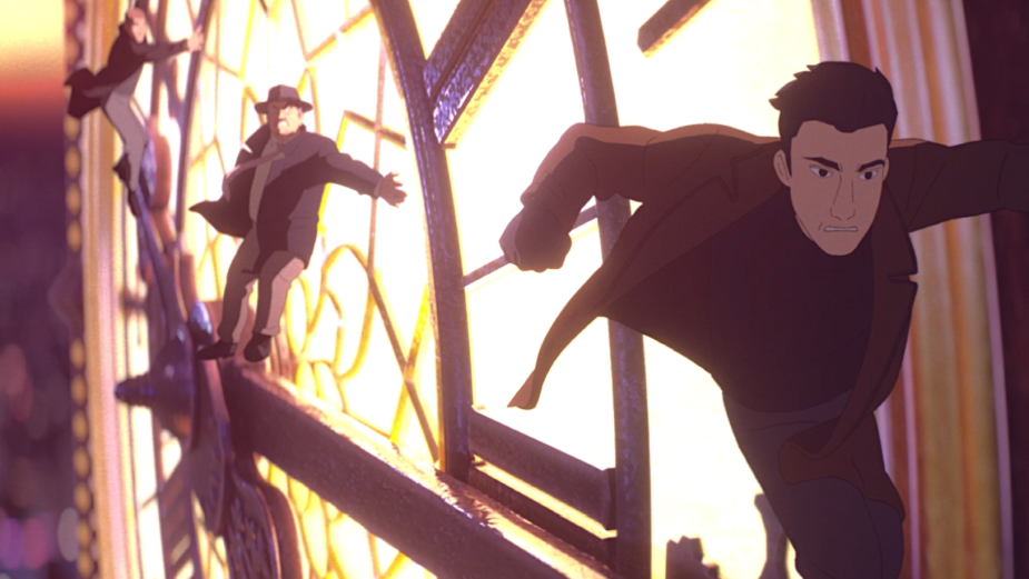 Head & Shoulders Tackles Dandruff Stigma in Japan with Action-Packed Anime Spy Thriller