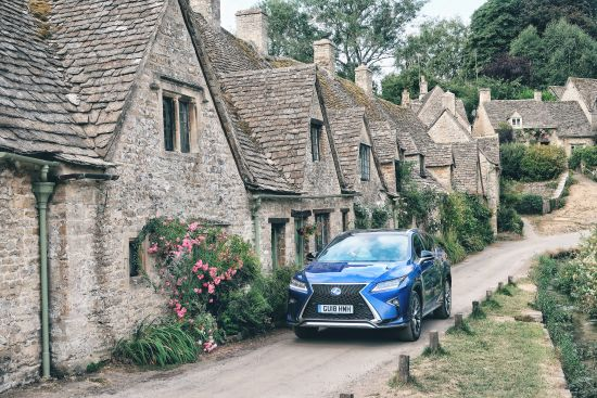 The&Partnership and Lexus Announce New Partnership with Secret Escapes