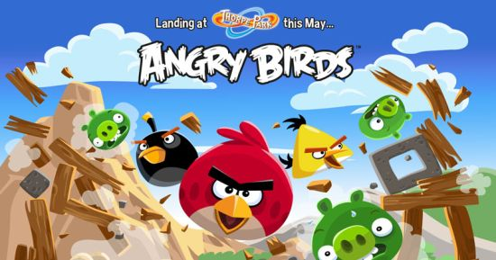 Space Brings Angry Birds Easter Hunt To Thorpe Park