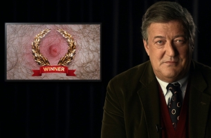 Stephen Fry Champions Angry Nipples in Virgin Money Giving Fundraising Film