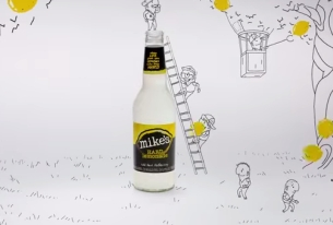 Sarofsky Corp. Conjures an Illustrated World for Mike's Hard Lemonade